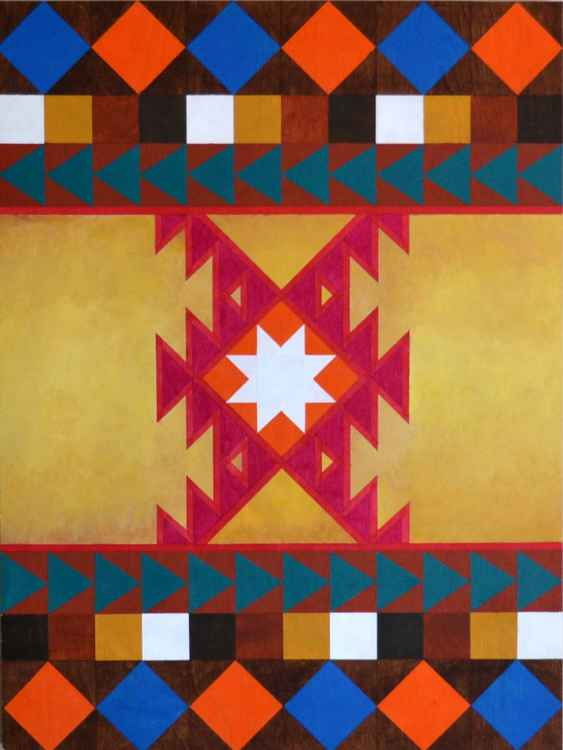 Tribal Patterns -