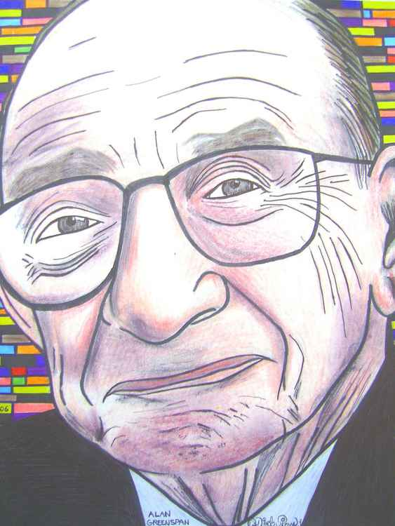 Alan greenspan -