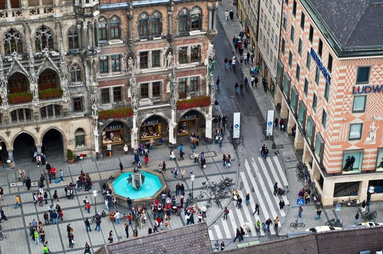 Marienplatz in Munich - Image 0