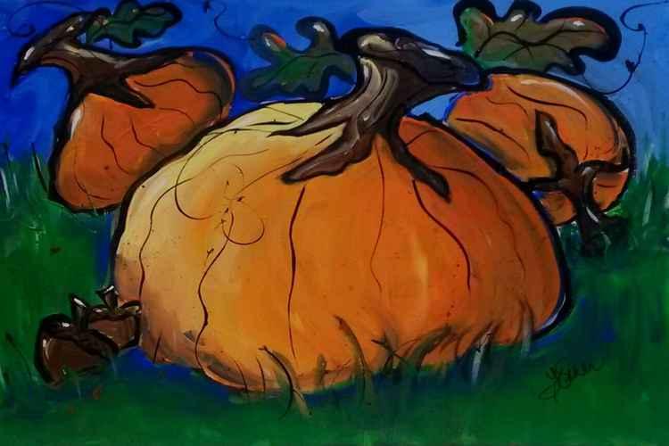The Great Pumpkin -