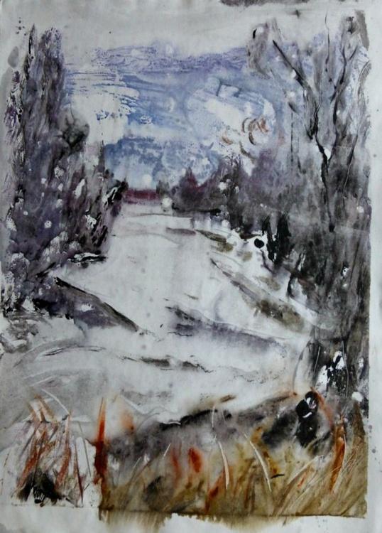 winter landscape - Image 0