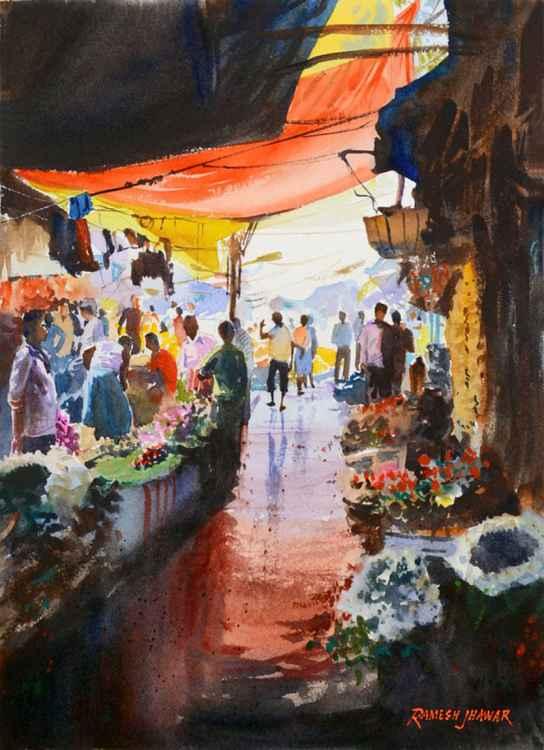 Flower Market # 2