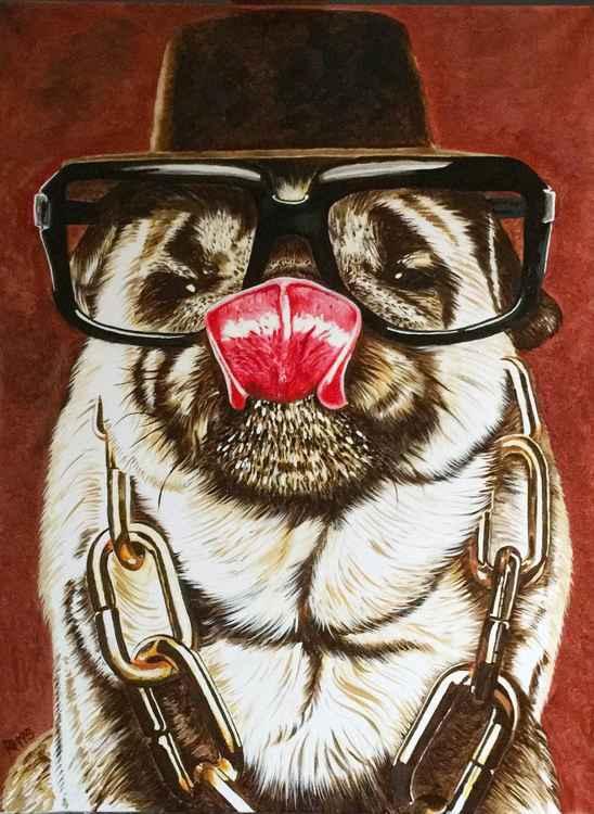 Punk Pug -