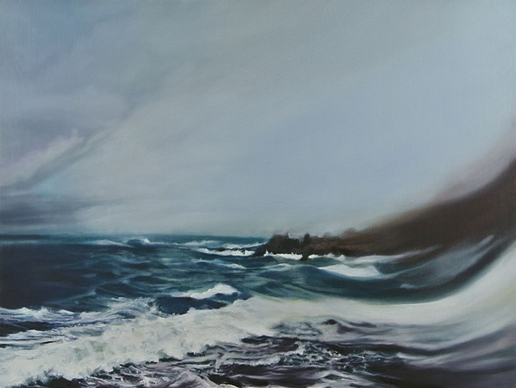 'White Wave' (Channel Island series) - Image 0