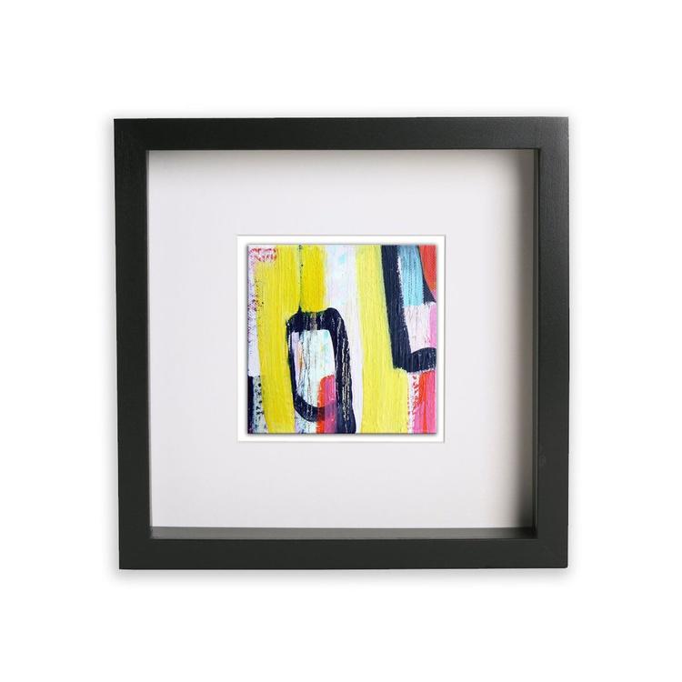 mini abstract #78 - Image 0