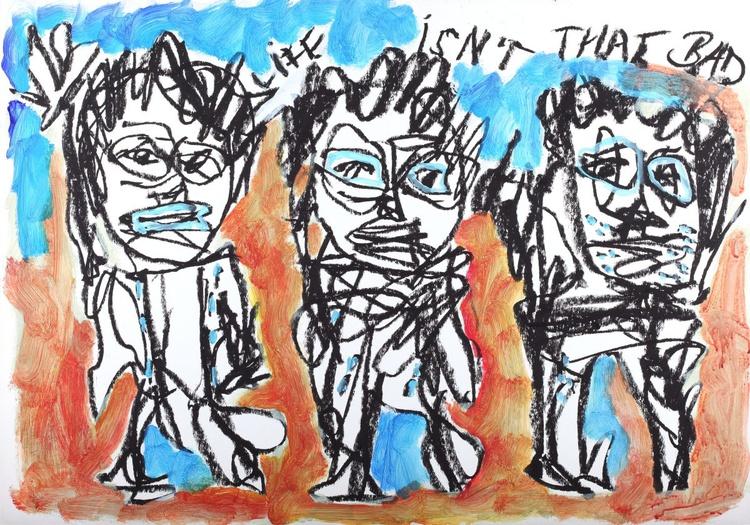 LIFE ISN'T THAT BAD 03 - Image 0
