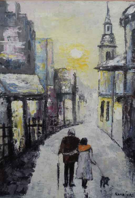 Together in the winter -