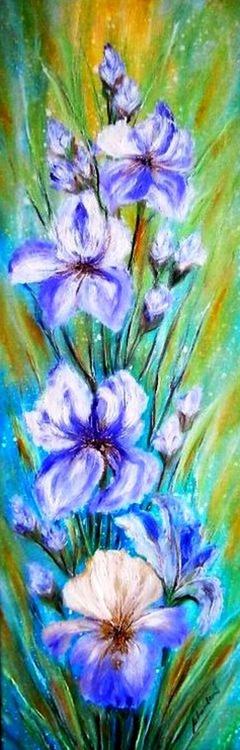 Irises 2.. - Image 0
