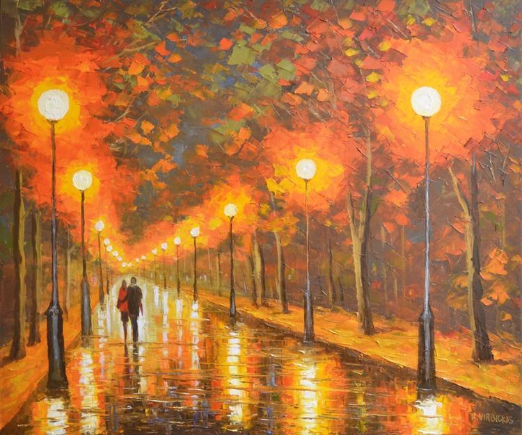 Romantic Evening II - Image 0