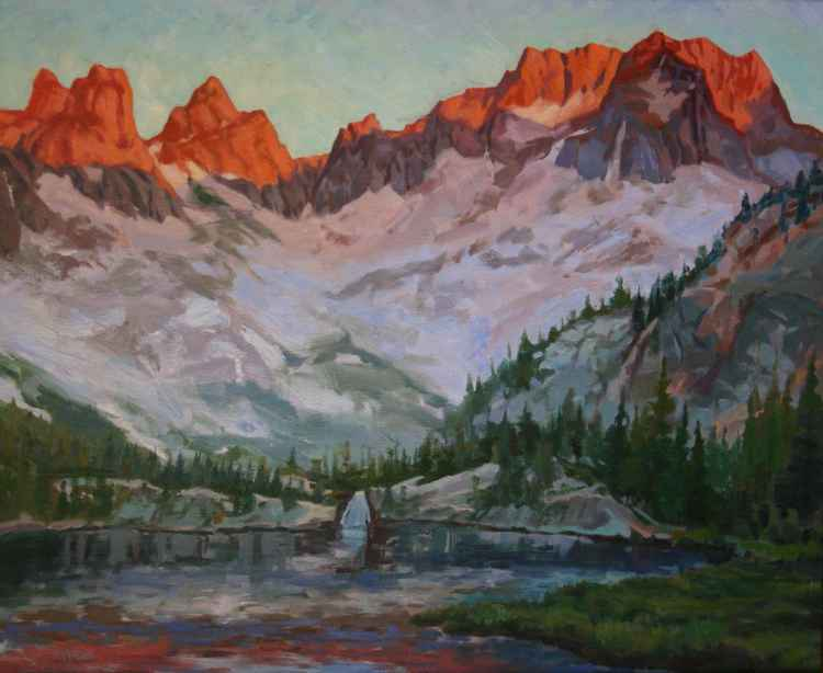 Sawtooth Mountain Splendor -