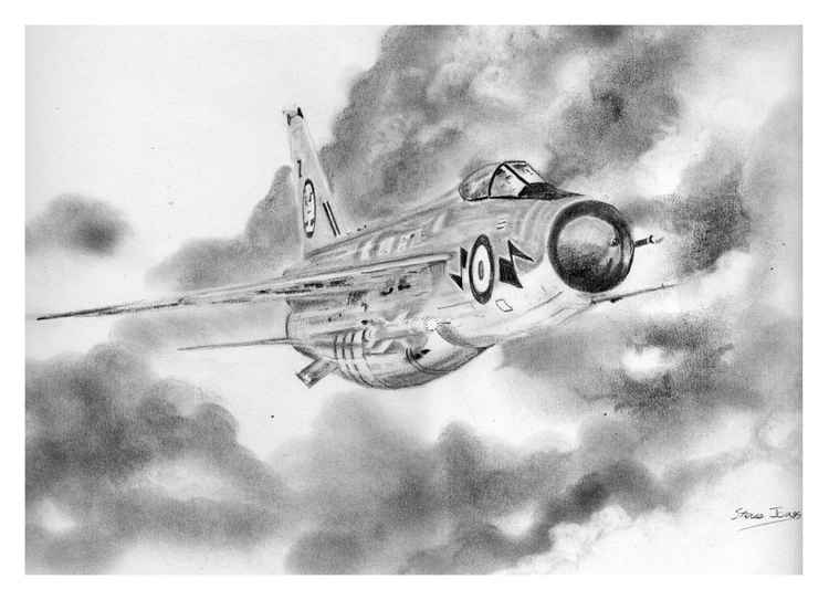 English Electric Lightning -