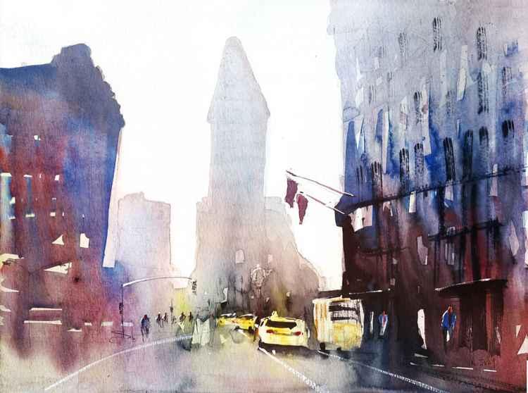 New York - Taxis III -