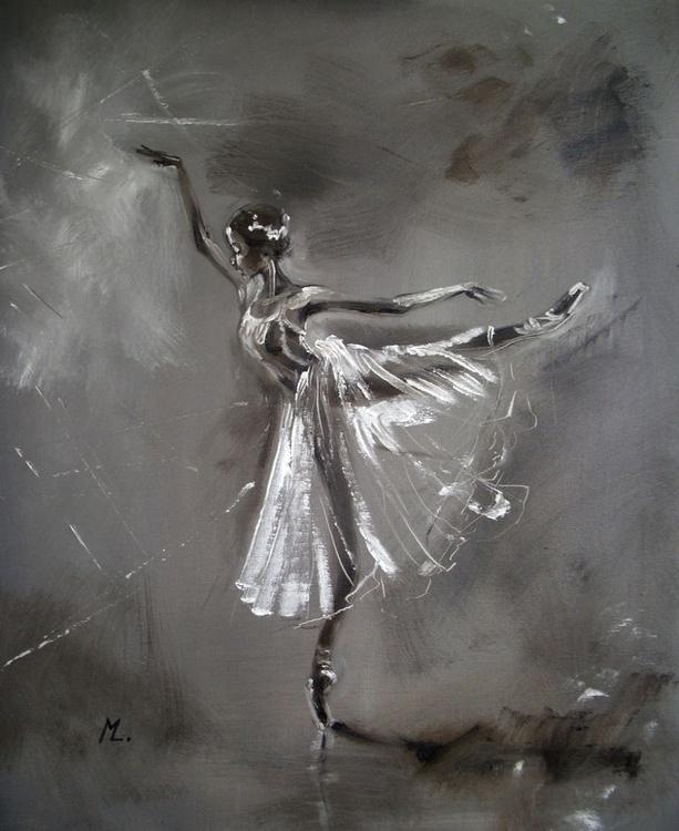 """ DANCING GIRL "" - Image 0"