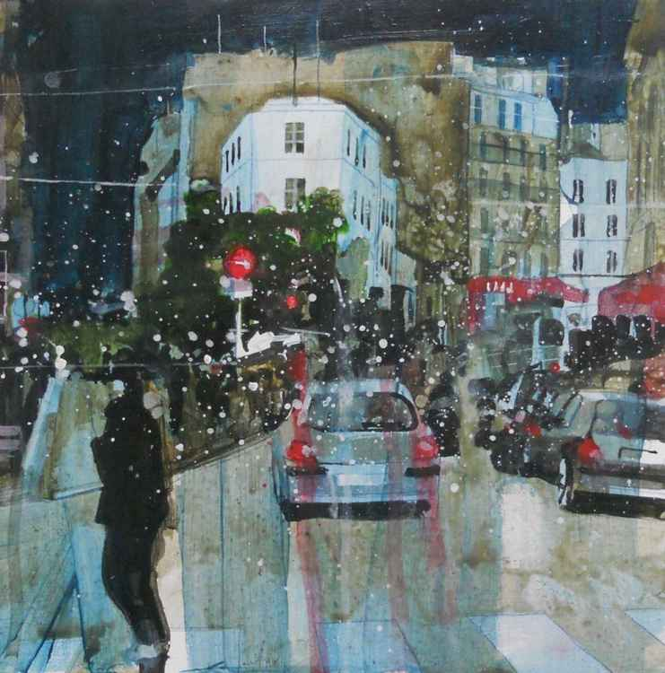 Rue Lepic, Montmartre