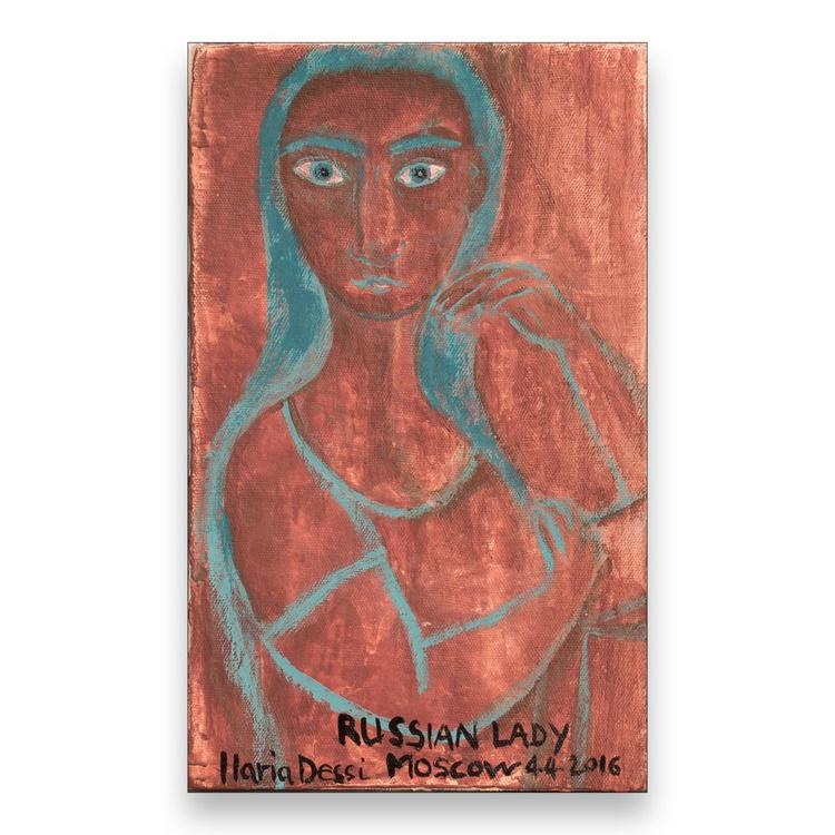 Russian Lady - Image 0