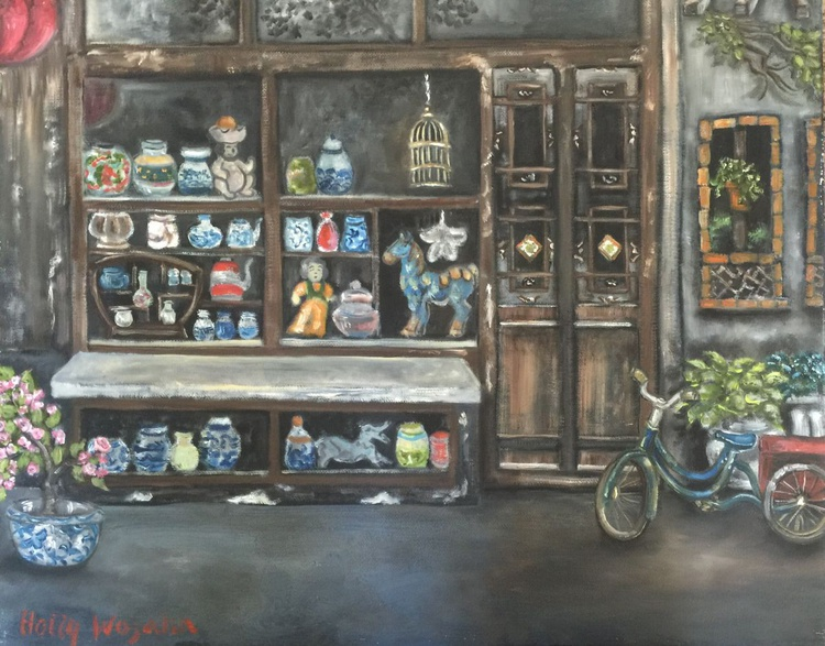 """Antique Shop in China"" - Image 0"