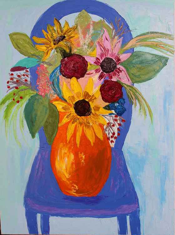 Bunch of Flowers -