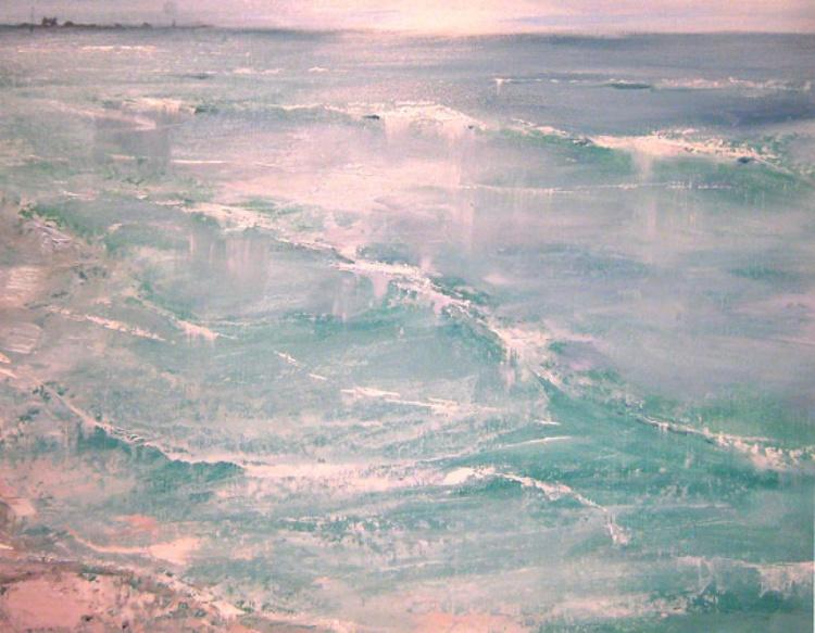 Summer Sea Reflections - Image 0