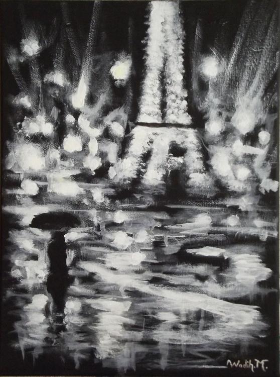 Night Walk in Paris - Image 0