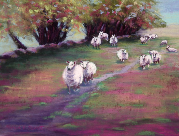 Welsh Sheep - Image 0