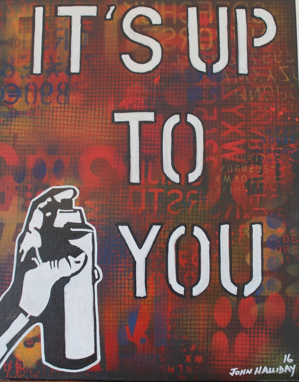 It's up to you. - Image 0