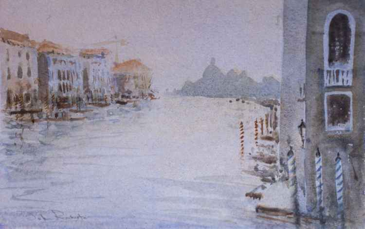 The Grand Canal, Venice -