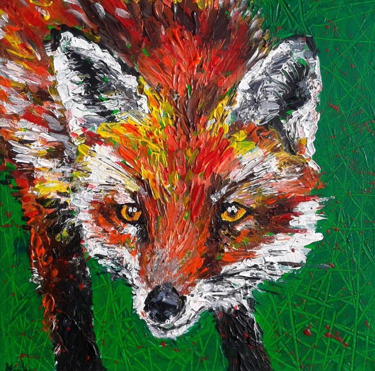 """Foxy"" - Image 0"