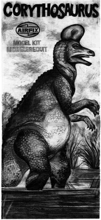 Corythosaurus -