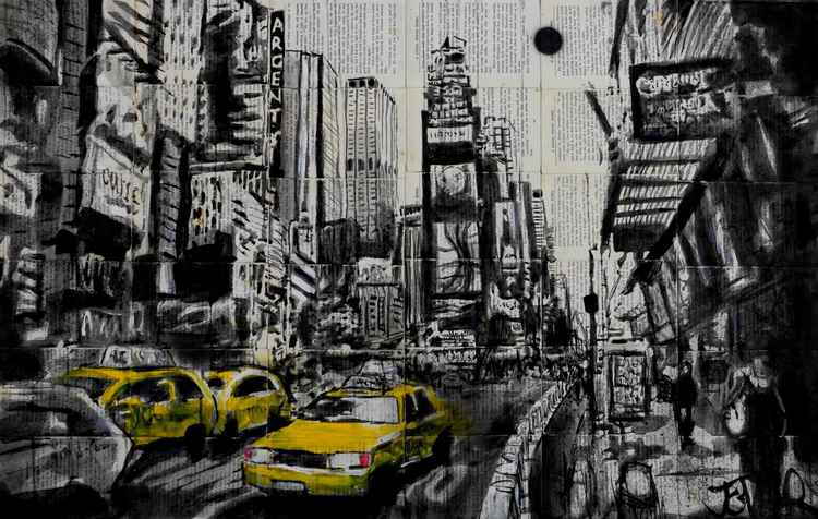 New York Taxi -