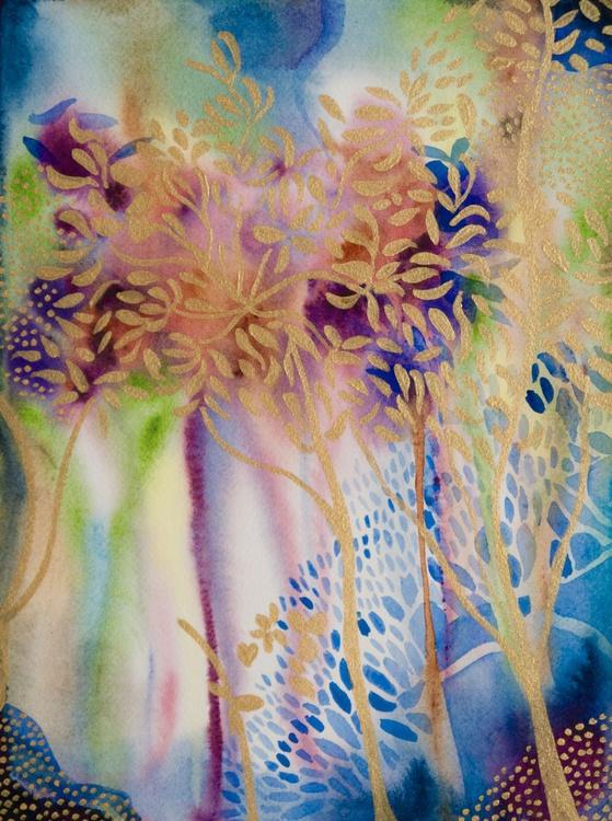 The Golden Foliage - Image 0