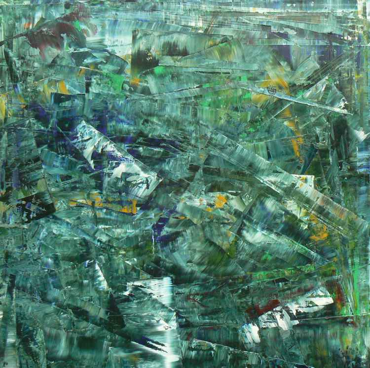 Richter Scale - Frost, Snow and Umm - SOLD (UK) -