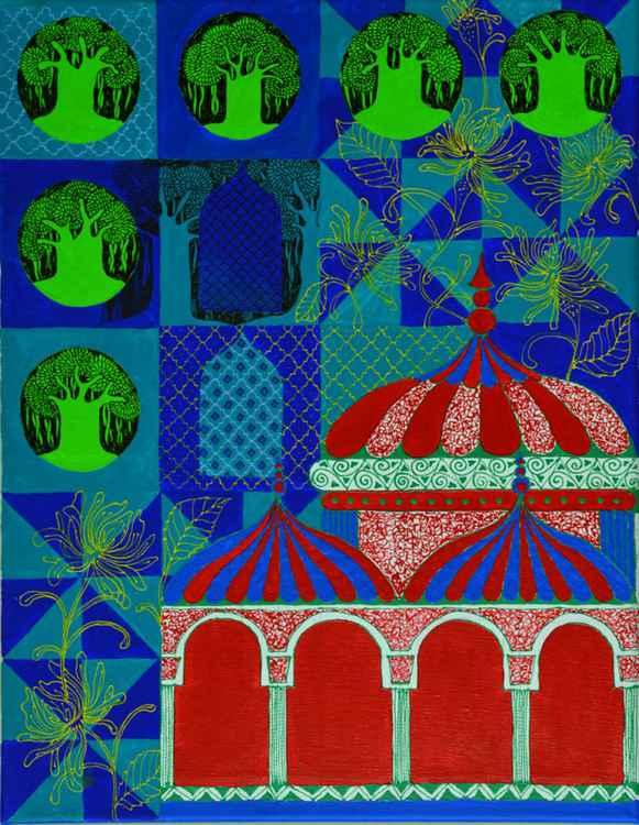 Mughal Essence -