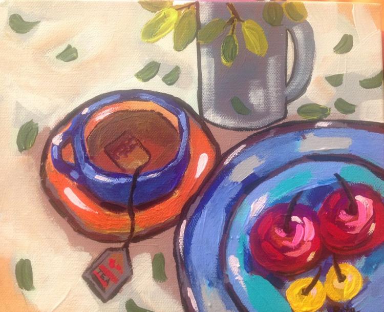 Sunday morning tea - Image 0