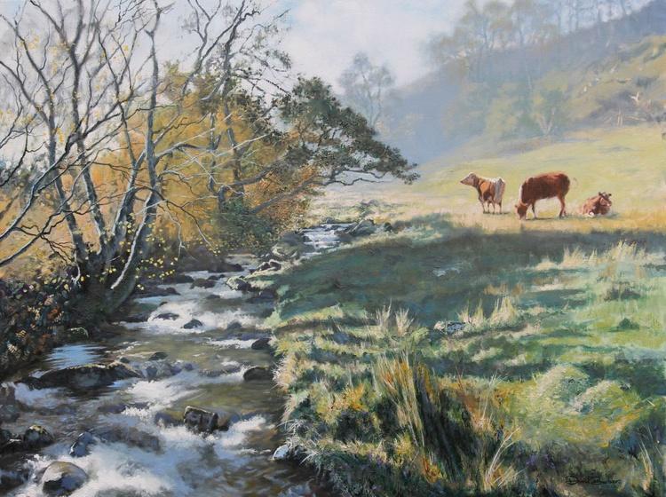 Sunlit Pasture - Image 0
