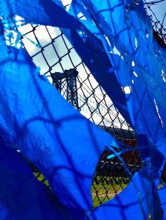 Bridge Blue -