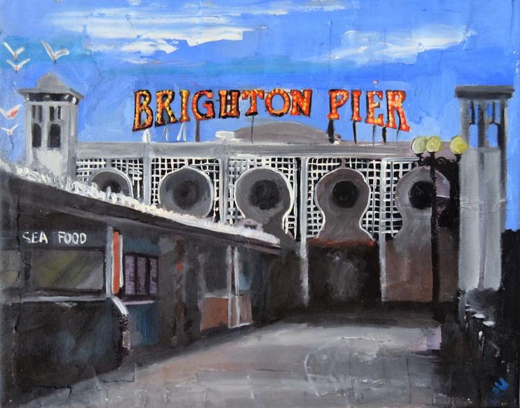 Brighton (Palace) Pier - Image 0