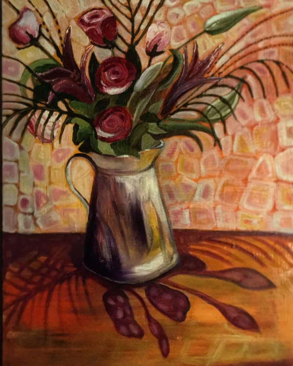 Roses and Lillies - Image 0