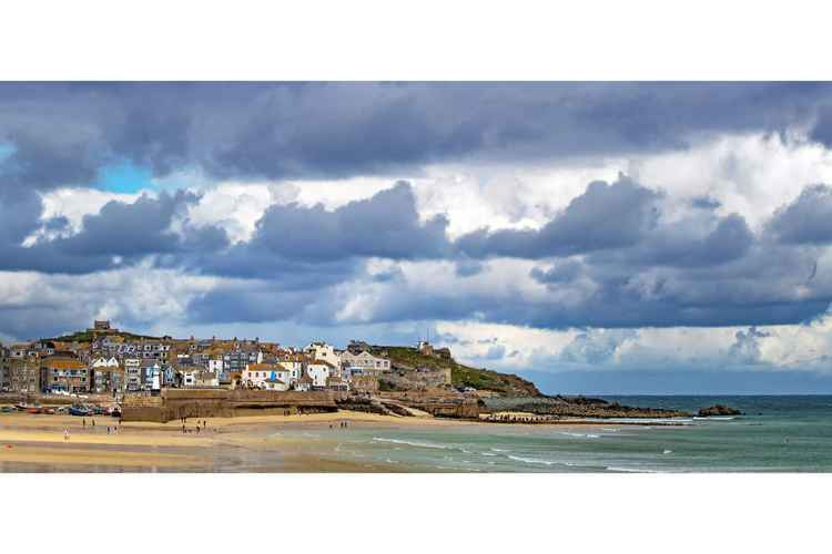 St Ives Island -