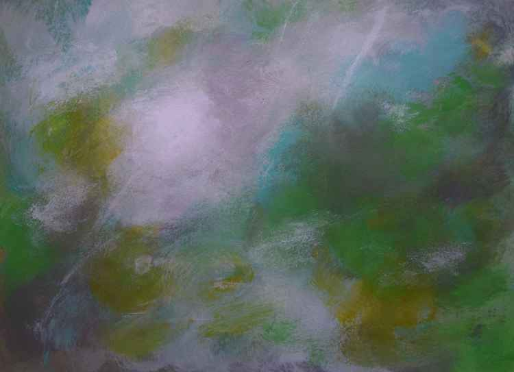 Abstract of whatever you imagine - Misty and Dreamy -