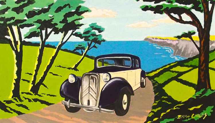 Art Deco In Devon