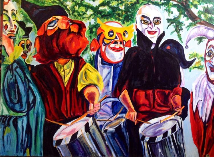 The Beat Goes On, Santa Fe Street Musicians, #2 - Image 0