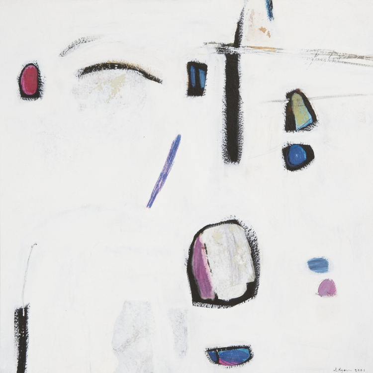 Culture 7 - Mixed Media on Paper - Image 0