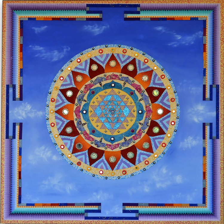 Mother of Yantras - Image 0