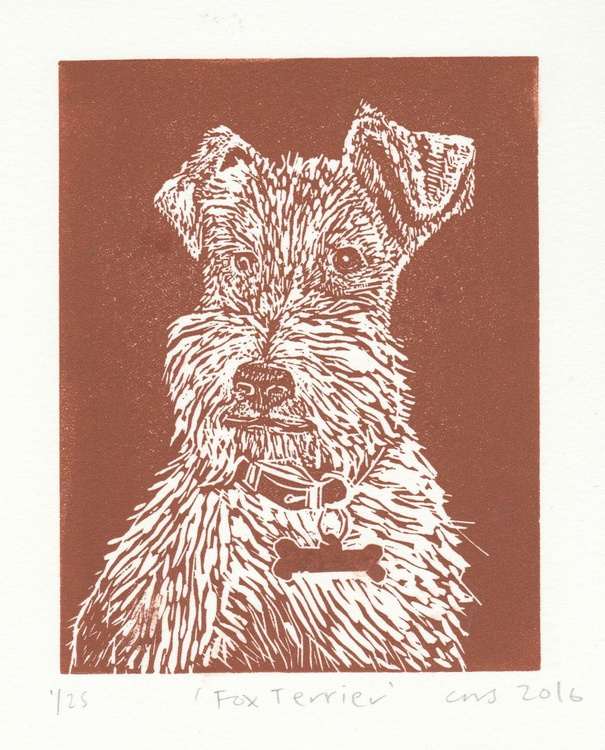 Wire Fox Terrier - Image 0