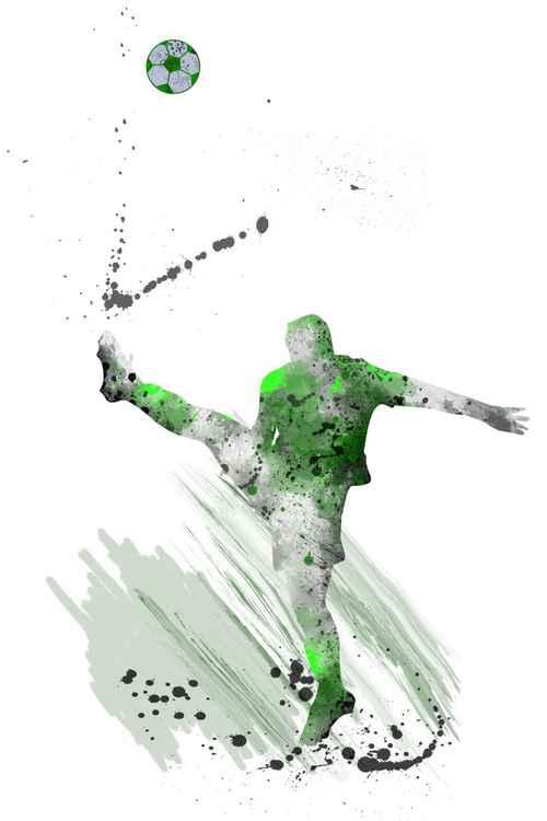 Soccer Player 3 -