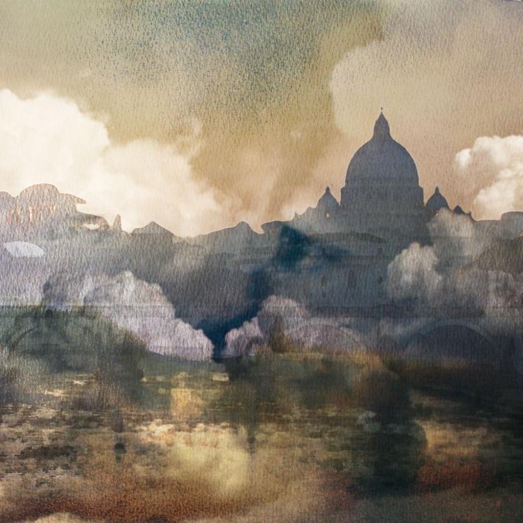 Vatican in Heaven (Summer in Italy) - Image 0
