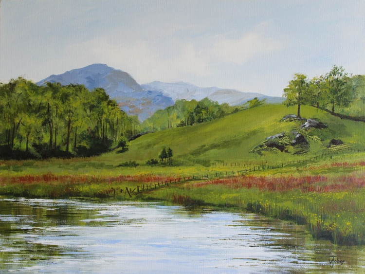 Early summer at Elterwater - Image 0