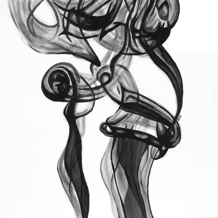 Black series III - I Love to hate your smoke. -