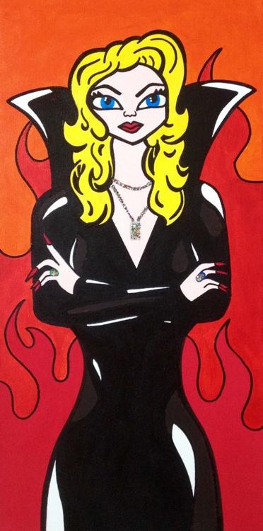 Original Vamp Babe - Image 0