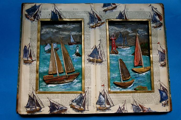 'Sea-Scape' - Image 0